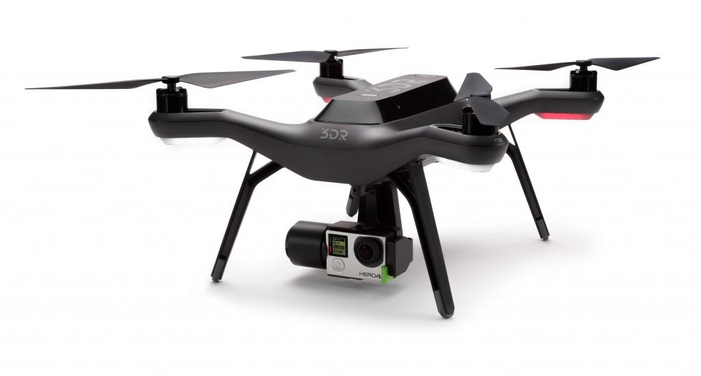 3DR SOLO DRONE copia