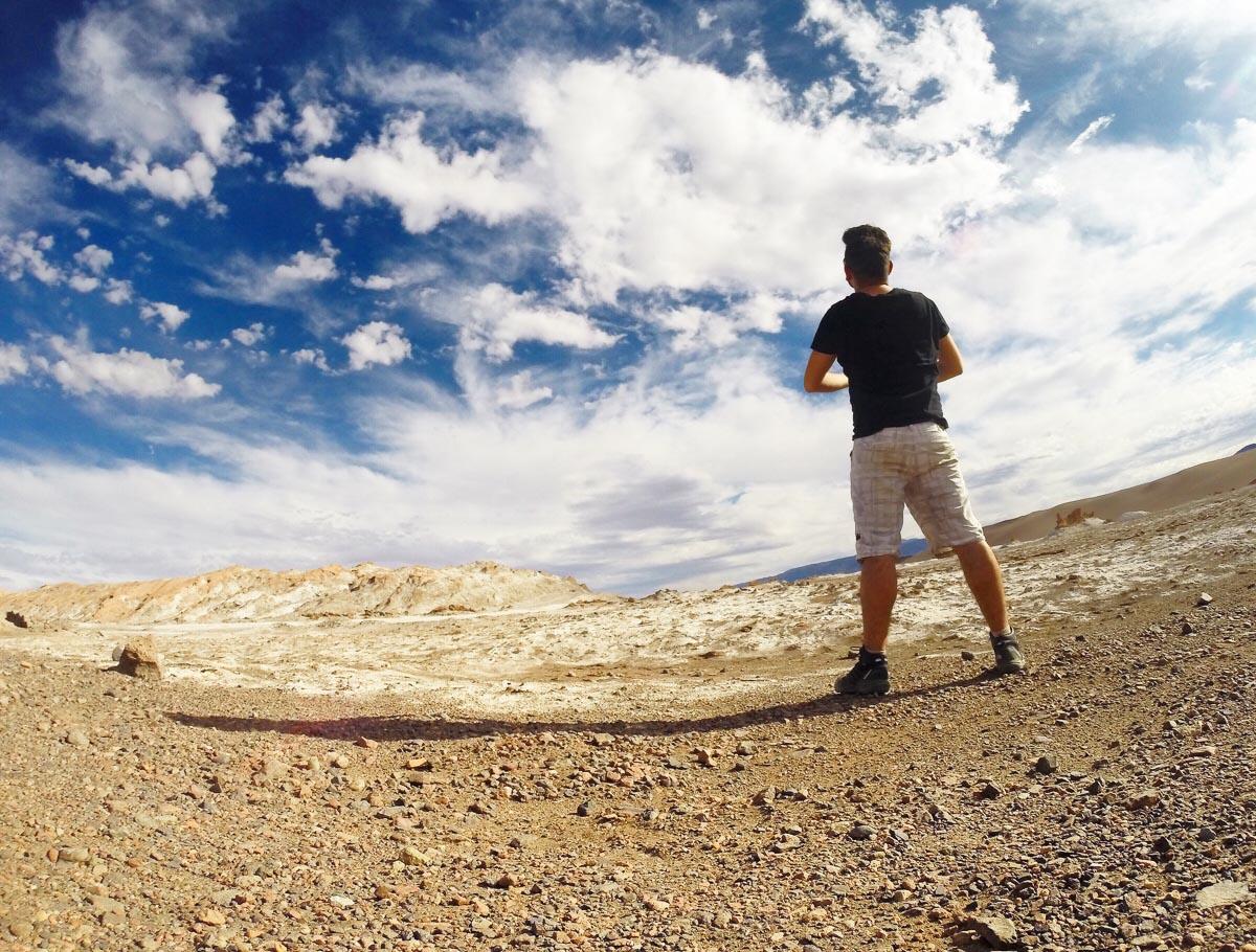 Las 7 reglas de oro para viajar solo
